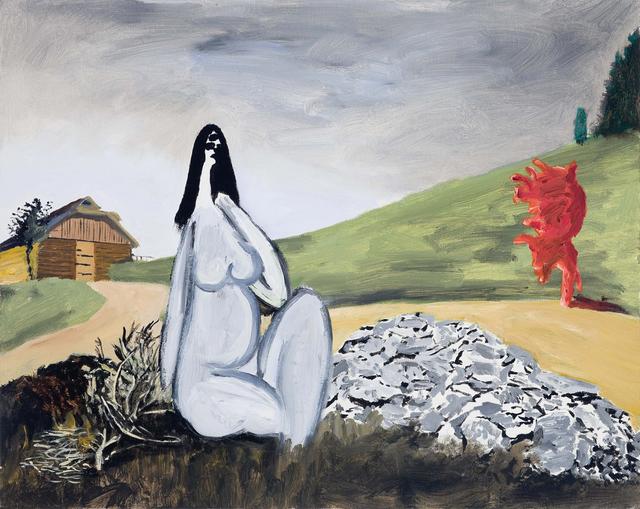 , 'Jules & Victorine Standoff,' 2010, Anne Barrault