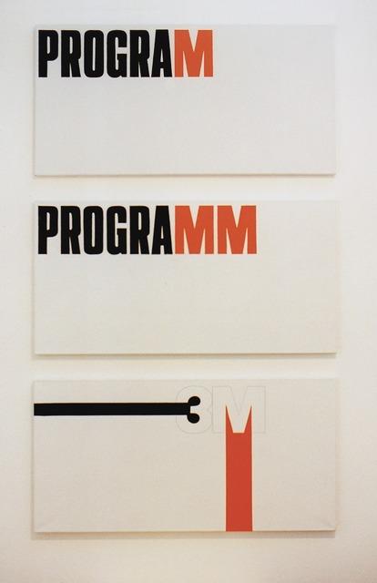 , 'Katz und Maus,' 1993, Mai 36 Galerie