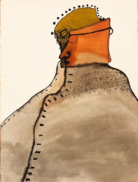 Artur Barrio, 'Untiltled', 1973, samba arte contemporânea