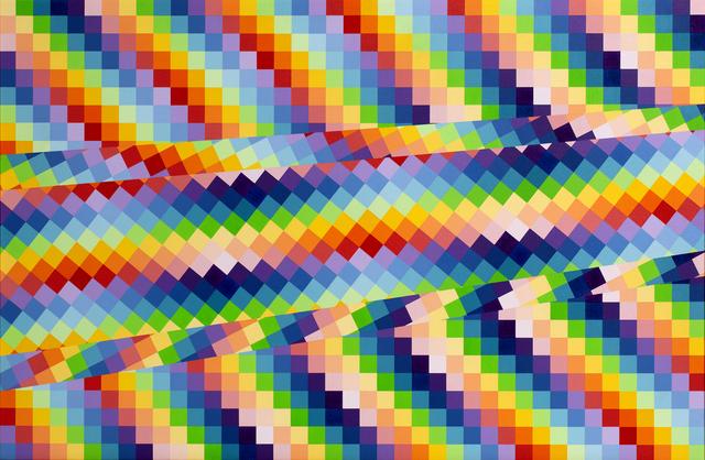 Kathleen Hyndman, 'Sand Shadow, Central Band', 1982, Zuleika Gallery
