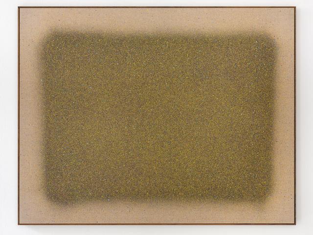 , 'Untitled (Spraypainting) ,' 2018, Galerie Nordenhake