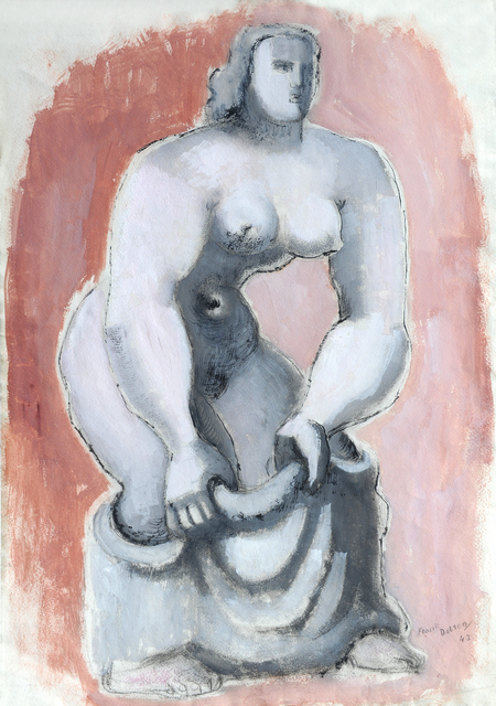 , 'Woman with Towel,' 1943, Sylvester Fine Art
