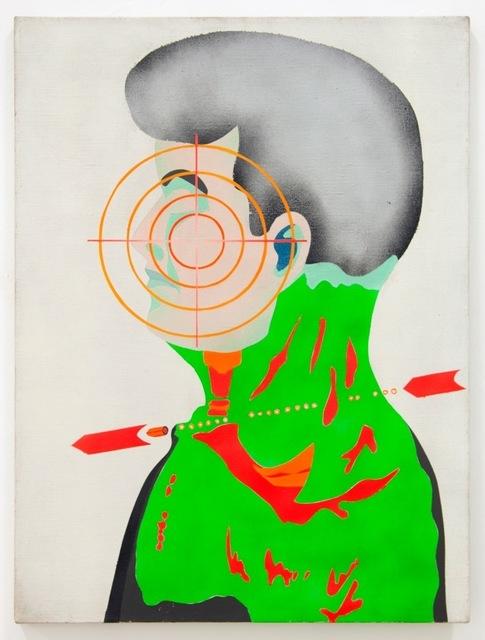 , 'Kennedy's Assassination,' 1968, TEMPO RUBATO
