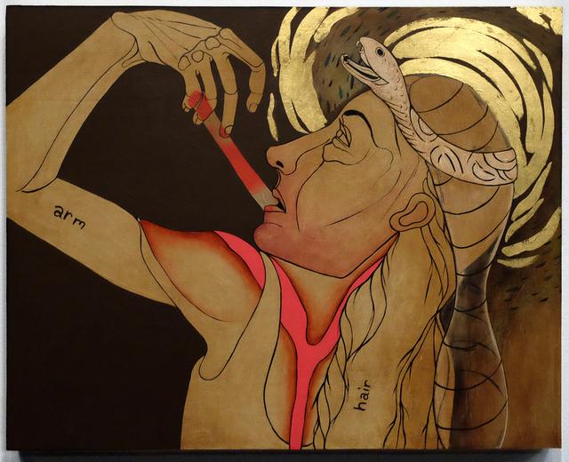 , 'Snake Bride,' 2013-2014, ANNO DOMINI