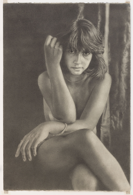 Howard Kanovitz, 'Untitled (Caroline)', 1995, Wilding Cran Gallery