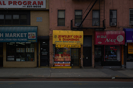 , 'Gold Town Jewellery, East Harlem, New York,' 2012, Pace/MacGill Gallery