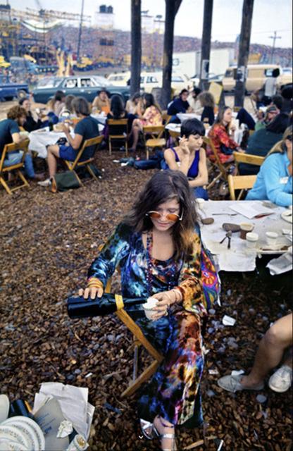 Elliott Landy, 'Janis Joplin, Woodstock', 1969, Mouche Gallery