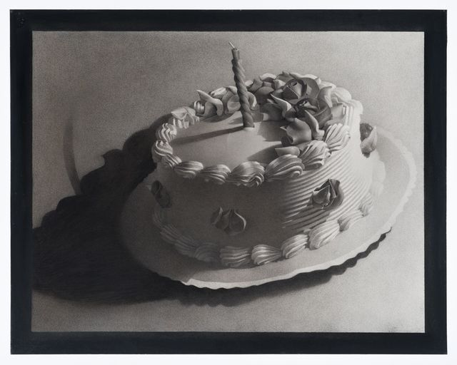 , 'Birthday Cake,' 1983, Allan Stone Projects