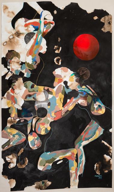 , 'Black See ,' 2017, Ed Cross Fine Art