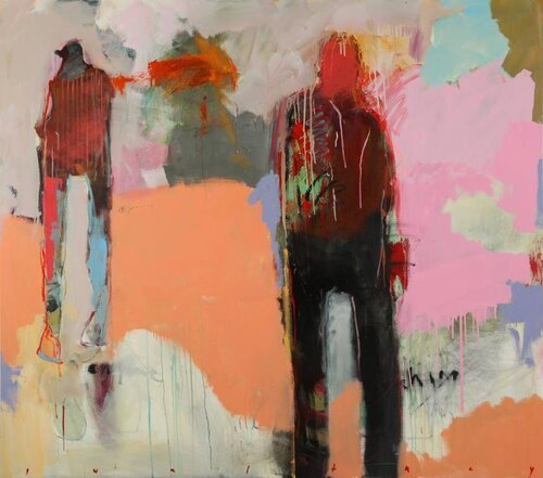 Chris Gwaltney, 'Shout Because Whispers Fail', 2019, Julie Nester Gallery