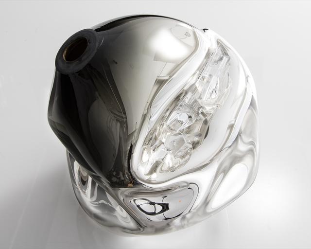 , 'Unique Crumpled Sculptural Vessel,' 2015, R & Company