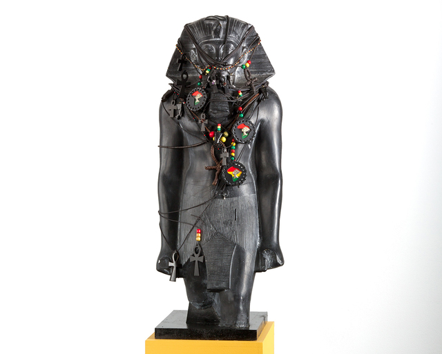 , 'Pharaoh Fetish,' 1993, Tang Teaching Museum and Art Gallery
