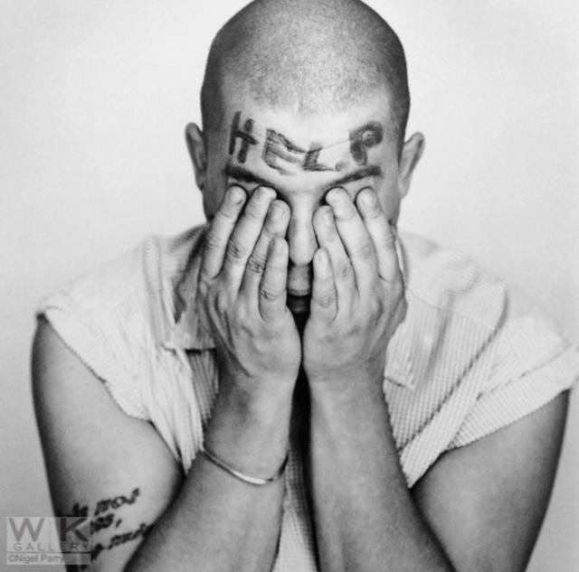 , 'Alexander McQueen - HELP,' 1999, Weiss Katz Gallery
