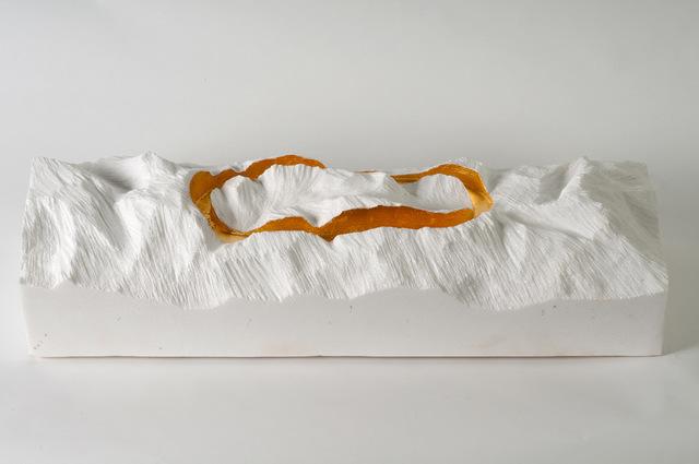 , 'Áureo XI,' 2017, Galería BAT Alberto Cornejo