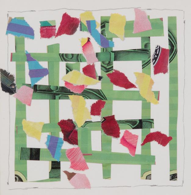 , 'Collage 211,' 2012–14, Rosenberg & Co.