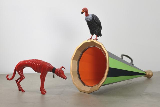 , 'Master's Voice,' 2014, Catharine Clark Gallery
