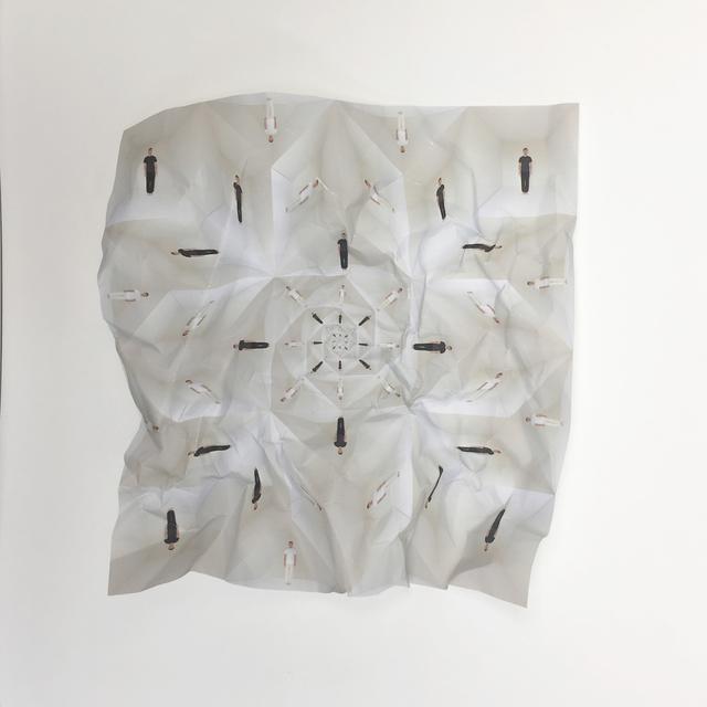 , 'Suspension, série Opus Tessellatum,' 2019, Segolene Brossette Galerie