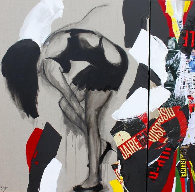 Carole Genies, 'Urban choc', 2018, B Lounge Art