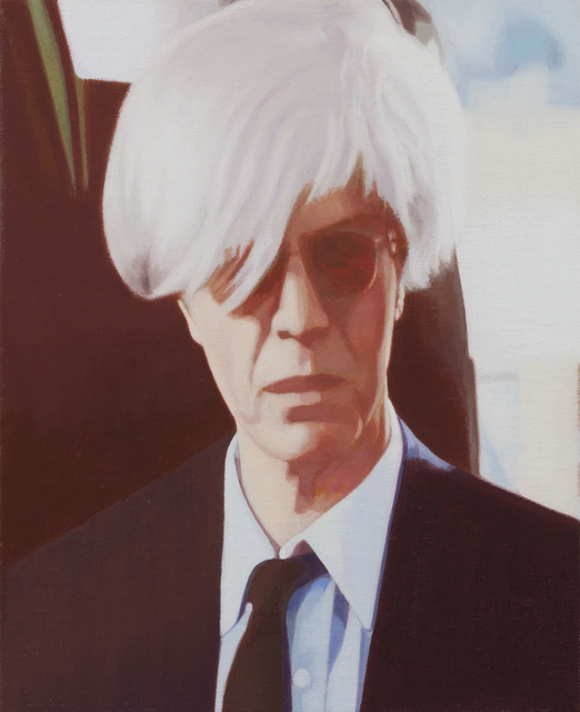 , 'Pictor (Warhol),' 2015, Galería Lucia de la Puente