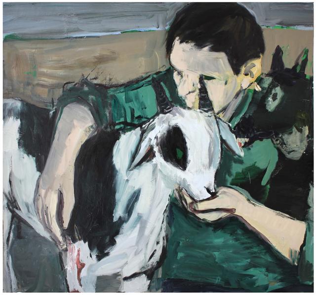 , 'Bodinho [Little goat],' 2016, Casa Triângulo