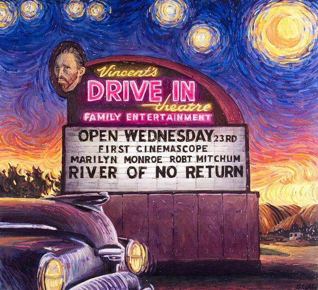 Ben Steele, 'Vincent's Drive In', CODA Gallery