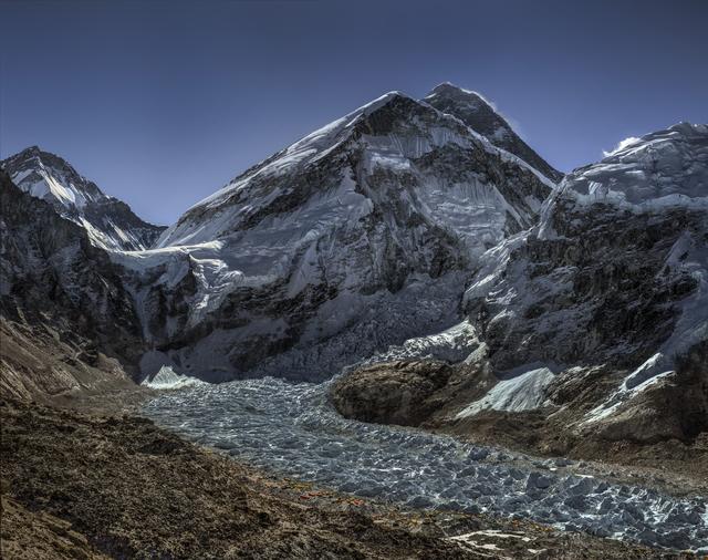 , 'Basecamp Mount Everest, Nepal,' 2018, UNIX Gallery
