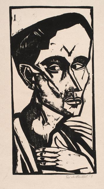 , 'Der Mann,' 1913, Charles Nodrum Gallery