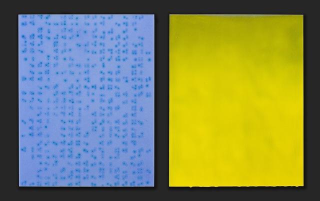 , 'VAN GOGH,' 2014, Traver Gallery