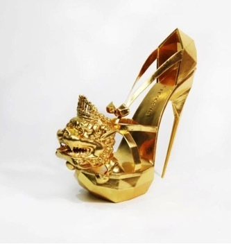 , 'Cinderella High Heel,' 2019, Ethan Cohen New York