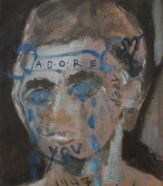 , 'Adore,' 2018, Charlie Smith London