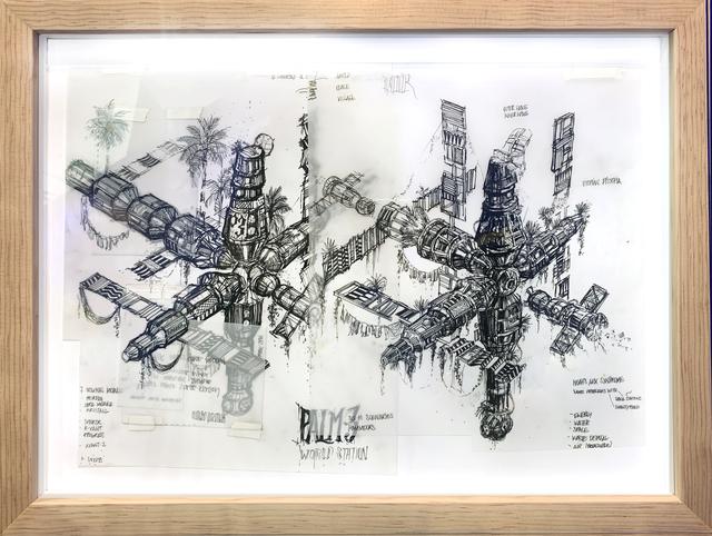 , 'Blueprints project,' 2019, MAIA Contemporary
