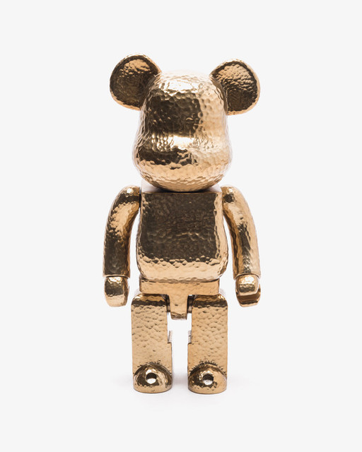 BE@RBRICK, 'BE@RBRICK ROYAL SELANGOR GOLD 400% PEWTER ART LIMITED EDITION', 2019, Arts Limited