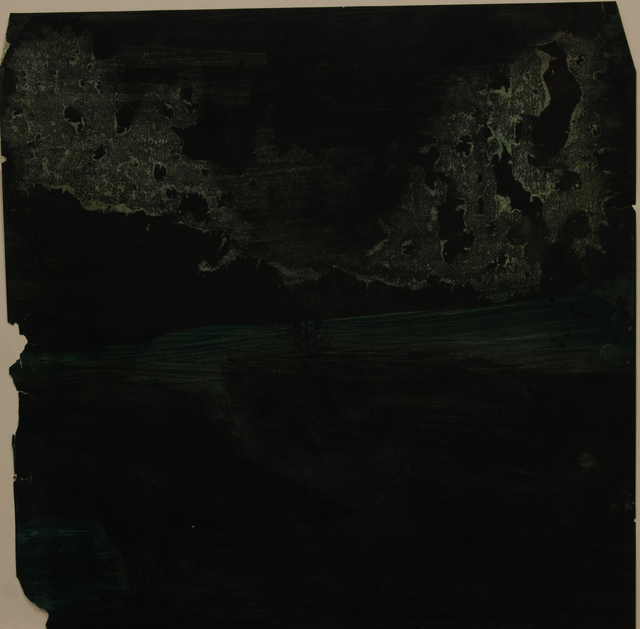 Keith Sanzenbach, 'Abstract sketch', Unknown, The Art Collection of the University of Agder