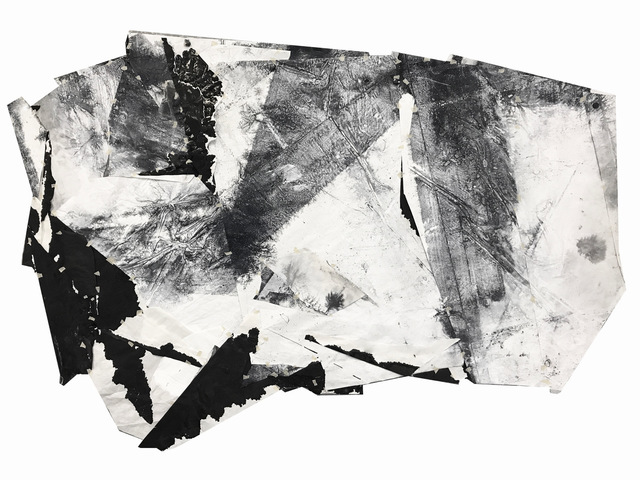, 'Liquid Map 流动地块,' 2017, Ink Studio