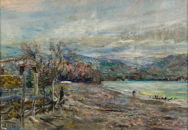 John Cobb, 'Plombino Beach, Early Etruscan Foundry', 2018, Valley House Gallery & Sculpture Garden