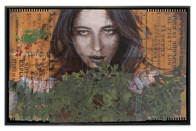 , 'Poison Ivy,' 2014, StolenSpace Gallery