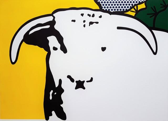 Roy Lichtenstein, 'Bull Head I', 1973, Graves International Art