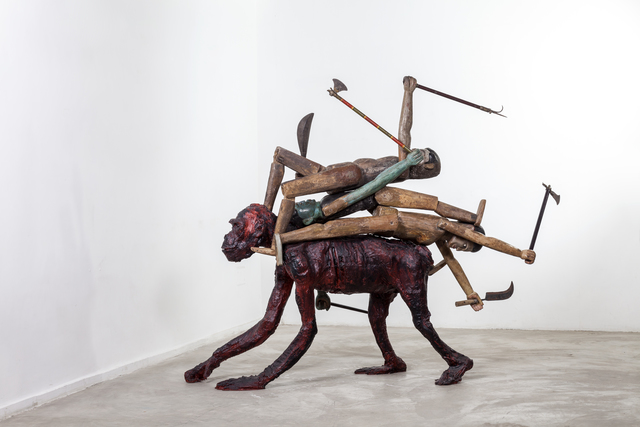 , 'Mother and child; Amar, Akbar, Anthony,' 2017, Gallery Odyssey