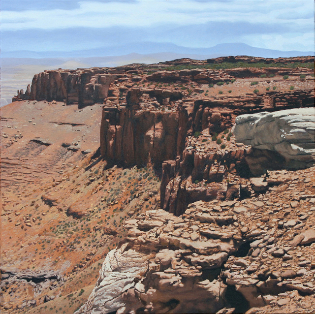 , 'Canyonlands Utah II,' , Davis Gallery & Framing