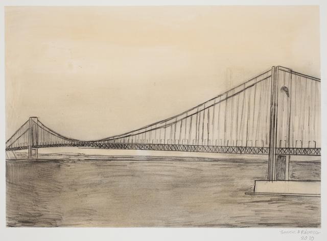 , 'Verrazano Bridge,' 2010, Creativity Explored