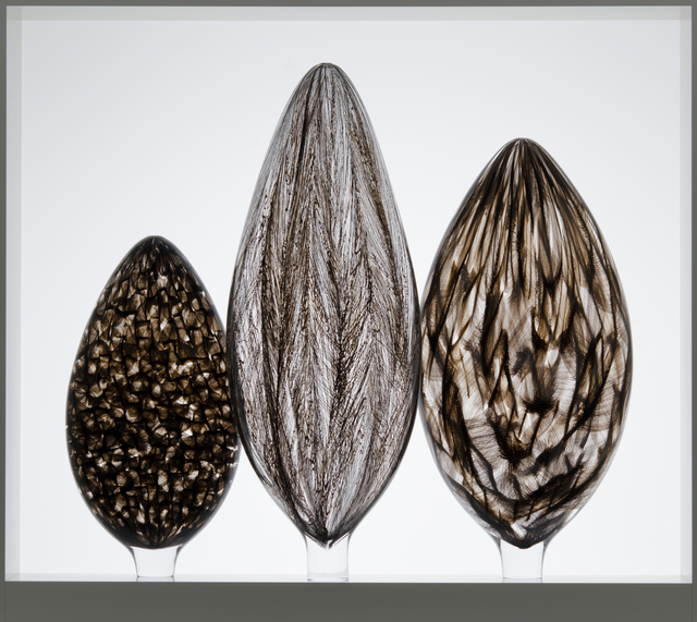 TOBIAS MØHL, 'THREE PART BLACK TWILL COLLECTION', 2018, Heller Gallery