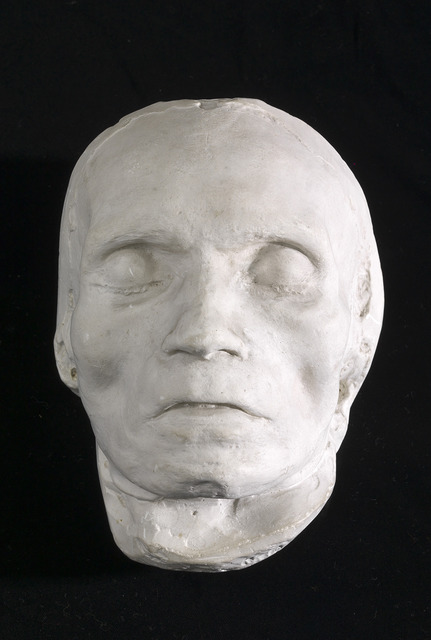, 'Death Mask of Beethoven,' 1827, The National Gallery, London