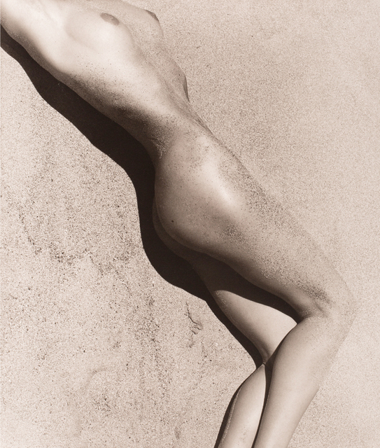 , 'Carrie in Sand (detail),' 1988-Printed Later, Holden Luntz Gallery
