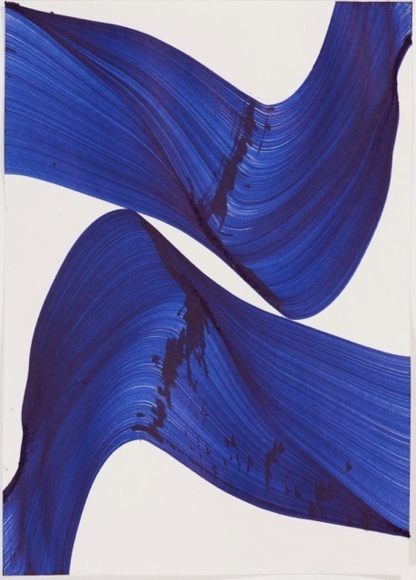 , 'Ohne Titel (MS 17/4),' 2016, Galerie Michael Sturm