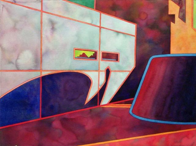 , 'Pulitzer + Joe's Shadow (Grand Center Series),' 2004, Bruno David Gallery & Bruno David Projects