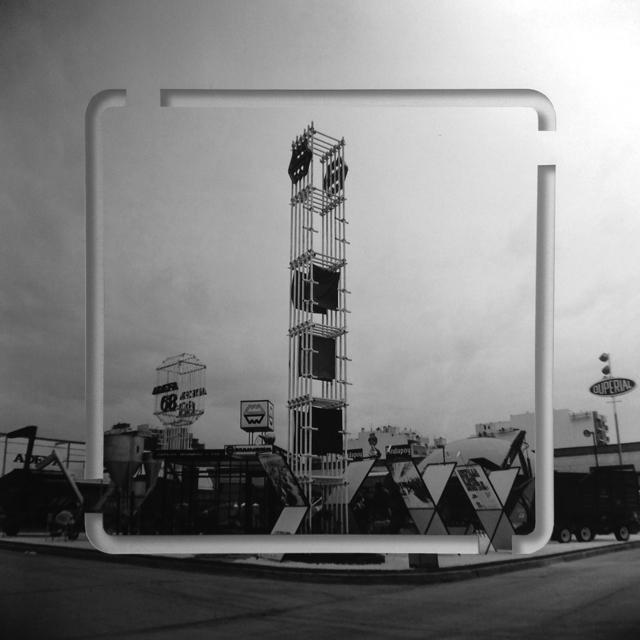 , 'Torre y GMC (Serie Transtemporal),' 2015, Mite