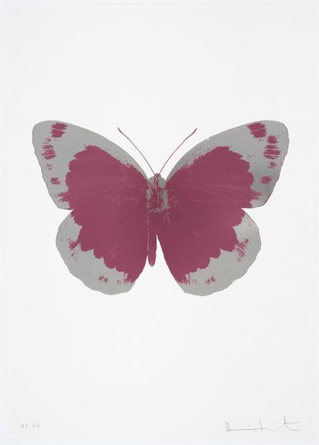 , 'The Souls II - Loganberry Pink - Silver Gloss,' 2010, Samuel Owen Gallery