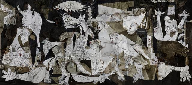 , 'Guernica,' 2016, Klein Sun Gallery
