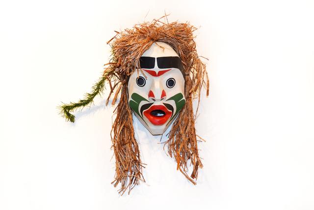 , 'Atlakim Mask II,' 1997, Fazakas Gallery