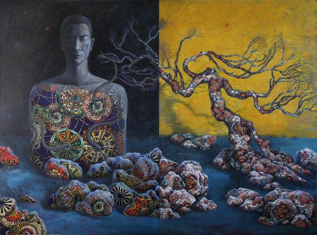 , 'Day.Night 昼·夜,' 2015, Art+ Shanghai Gallery
